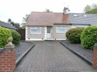 2 bedroom Semi-Detached Bungalow in Cartmel Drive, CH46