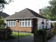Detached Bungalow for sale in Upton Road, CH46
