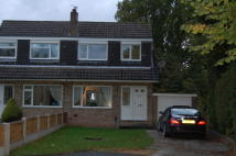 3 bed semi detached home in Empress Way, Euxton...