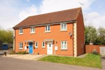 3 bedroom semi detached property in Home Mead, Corsham...