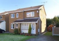 semi detached property in 25 Hartland Drive...