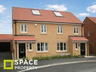 3 bed semi detached house in Privet Drive...