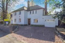 Detached home for sale in Avenue Road, Stoneygate...