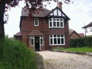 Detached house in London Road, Shrewsbury