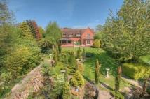 Detached property in Abbey Foregate...