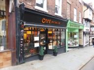 Cafe for sale in Wyle Cop, Shrewsbury