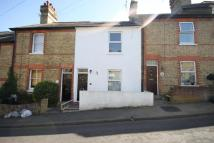 2 bed Terraced property in Cobden Road, Sevenoaks...