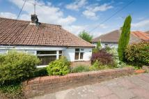 2 bedroom Semi-Detached Bungalow for sale in Greenfield Crescent...