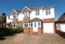 5 bedroom semi detached property for sale in Warmdean Ave, Patcham...