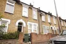 Terraced house in Coopers Lane, Leyton