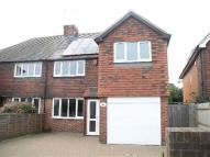4 bed semi detached property in Molesey Road...