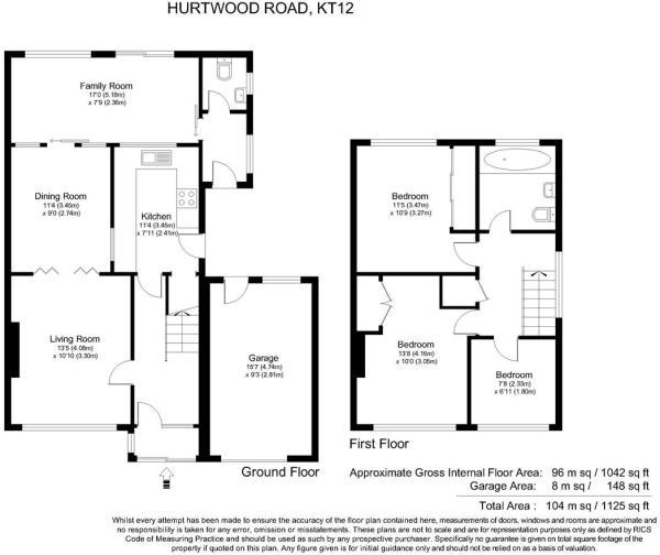 9 Hurtwood Rd floor