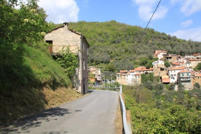 House and Village