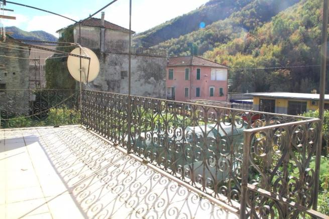 Terrace and Views