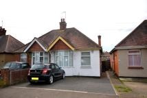 Malcolm Drive Semi-Detached Bungalow to rent