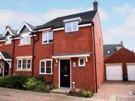 3 bedroom semi detached house in Galileo Close, Duston...