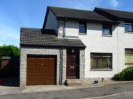 semi detached home for sale in St. Brioc Way, Montrose