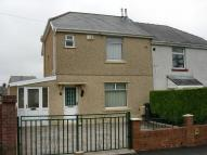 semi detached home for sale in Rhyd-y-Cae , Rassau...
