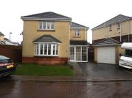 4 bed Detached home in Clos Bronwydd, Ebbw Vale...