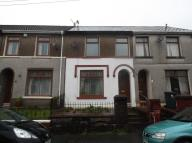Terraced home for sale in West Hill, Tredegar...