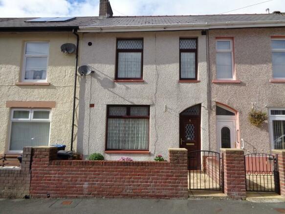 2 bedroom terraced house for sale in Elm Street Cwm Ebbw Vale