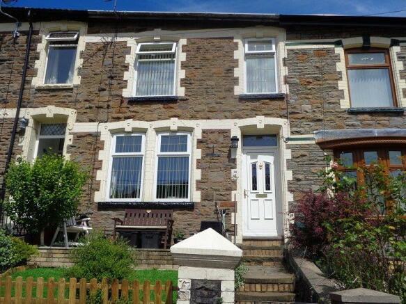 3 bedroom terraced house for sale in Bailey Street Cwm Ebbw Vale