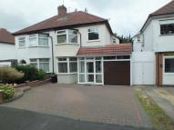 3 bedroom semi detached house in Eggington Road...