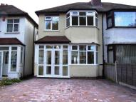 semi detached house to rent in Cateswell Road...