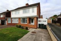 2 bedroom semi detached property in Monmouth Close, Coventry