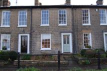 Terraced house to rent in Brunswick Walk, Cambridge