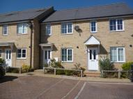 Terraced property to rent in Wellbrook Way, Girton