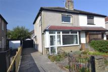 semi detached property in Claremont Road, Wrose...