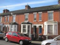 Terraced house in Dudley Street, Bedford...