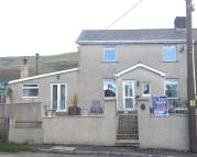 3 bedroom semi detached home for sale in Dan Y Bryn, Nantymoel...