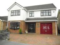 4 bed Detached property for sale in Highfield Place, Sarn...