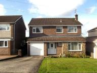 4 bedroom Detached home for sale in Bracken Way, Bridgend...
