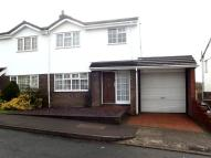 semi detached home in 13 Highfields, Bridgend...
