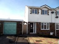 semi detached property for sale in Fox Hollows, Brackla...