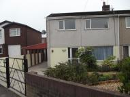 semi detached house to rent in Park Court Road...