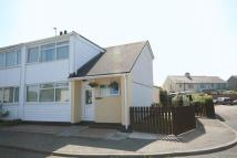 semi detached property for sale in Four Mile Bridge...