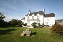 Detached home for sale in Bodedern, Anglesey