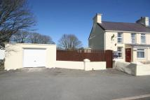 semi detached property in Caergeiliog, Anglesey