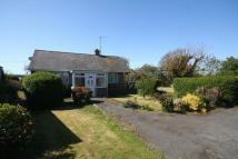 Detached Bungalow in Valley, Anglesey