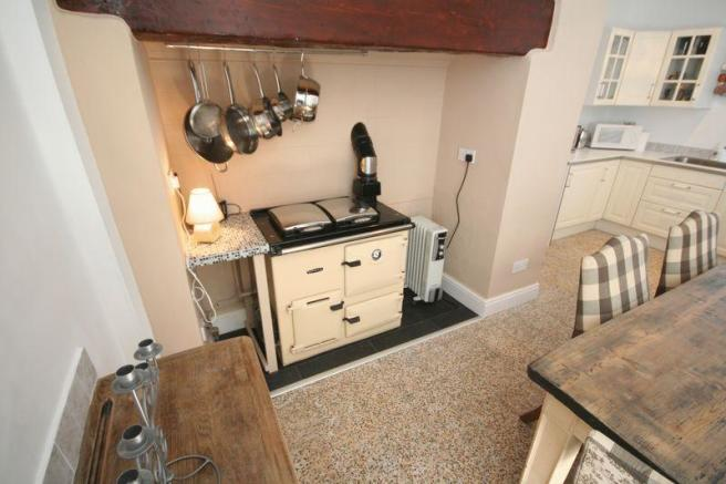 Kitchen Area W...