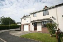semi detached property in Llangefni, Anglesey