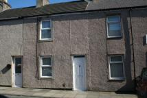 Terraced house in Holyhead, Anglesey
