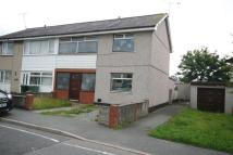 3 bed semi detached house in Llangefni, Anglesey