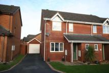 3 bed semi detached house for sale in Llangefni, Anglesey