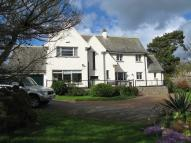 Detached property for sale in Amlwch, Anglesey