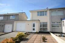semi detached house in Perth Y Paen, Llangefni